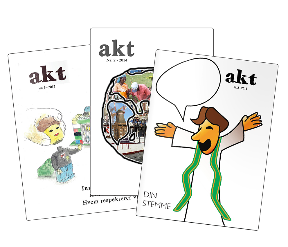 Some covers of Akt I've made